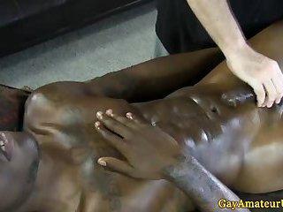 gay Ebony gayamateur...