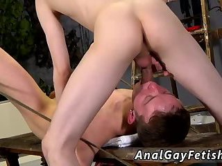 bondage,domination,blowjob,oral,hardcore,bdsm,brunette,dominating,gay Hogtied guy...