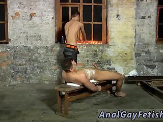 Luscious guy gets...