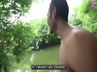 Asian,Outdoors,outdoor,public,thai,asian sex,asians,gay Phim cap 3 - Hai...
