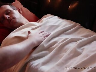 Fetish,groped,sleeping hunk,sucked,jerked off,gay,HD Sleeping Beau...
