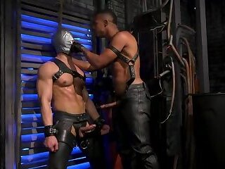 Bondage,Domination,Fetish,Interracial,bdsm,muscle,punishment,gay,Seth Santoro,Jacen Zhu Seth  & Jacen