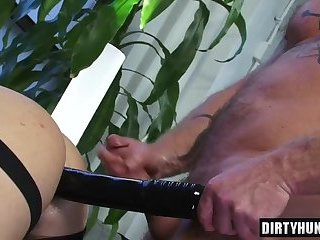 Anal,Dildo,Hunks,gay,hardcore,muscle,friends Muscle gay dildo...