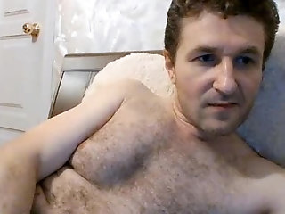 Amateur,Masturbation,Solo,Hunks,hairy chest,gay Monster Cumming