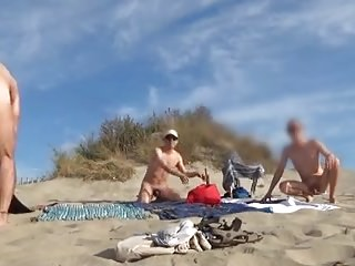 Pics on the beach...