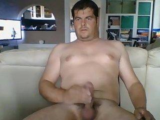 Amateur,Masturbation,Solo,Mature,chubby,gay Chubby Show
