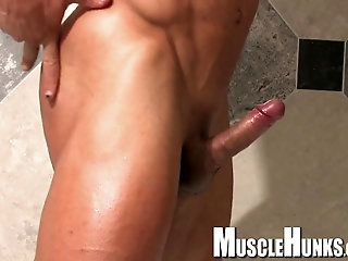 Masturbation,Solo,Body Builders,muscled,gay Gordon