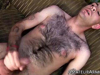 Hairy and sexy...