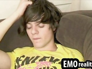 gay Straight emo teen...
