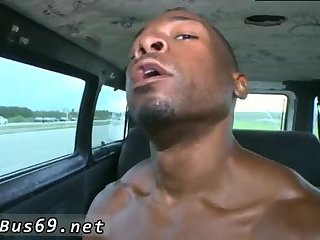 anal,interracial,outdoors,anal sex,muscled,interracial sex,car,money,gay Fucked by black...