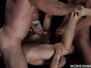 Anal,Gangbang,Twinks,Blowjob,gay,ass,gay sex,group sex,hard,muscled Twink Used in...