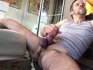 Amateur,Masturbation,Solo,Hunks,hairy cock,gay Beer can dick...