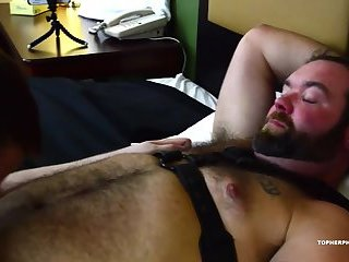 Amateur,Bareback,bear,fucking,leather,rough trade,gay Topher Phoenix...