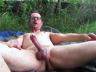masturbation,solo,outdoors,pissing,jerking,masturbating,wanking,gay Outdoor anal...