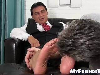 Masturbation,Feet,Mature,Massage,hunk,licking,latino,foot fetish,socks, toes, soles,MyFriendsToes,Bare Feet,feet lickling,gay Mature Latino...