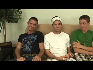 gay Teen Foursome...