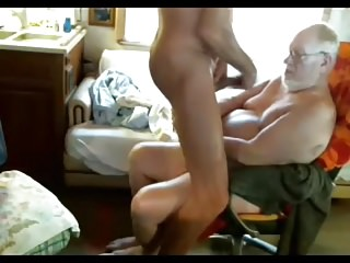 Amateur (Gay);Masturbation (Gay) grandpa and daddy...
