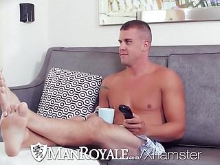 Gay Porn (Gay);Blowjob (Gay);Hunk (Gay);Man Royale (Gay);Anal (Gay);HD Videos ManRoyale Morning...