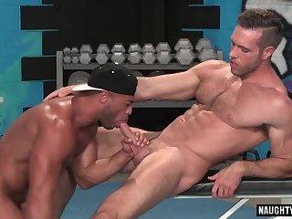 Anal,Cumshot,Big Cock,Ebony,Interracial,Rimming,gay Big cock gay oral...