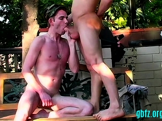 Blowjob (Gay),Gays (Gay),Outdoor (Gay),Twinks (Gay) Skinny dudes with...