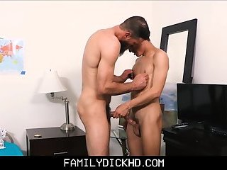 Anal,Big Cock,First Time,Handjob,Twinks,Blowjob,Bareback,stepdad,step dad,stepson,dad and son,step son,father son,gay Stepdad Shows...