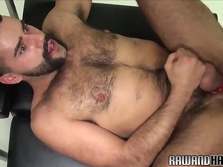Anal,Cumshot,Bears,Mature,Blowjob,Bareback,hairy,gay Handsome wolf...