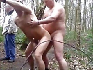 Bears (Gay) Jebacina u sumi 5