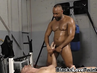 Anal,Cumshot,Amateur,Ebony,Interracial,gay Black dude...