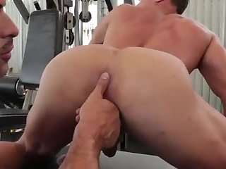 anal,hunks,tattoo,anal sex,ass fucking,fingering,hunk, tattoos,gay [GVC 477] Sexy...