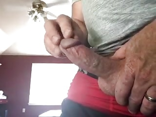 Amateur (Gay);Daddies (Gay);Masturbation (Gay) Straight daddy