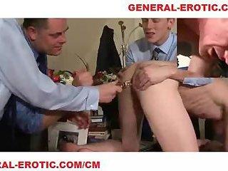 gay Alec cock jerked...