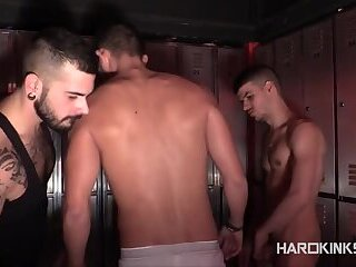Anal,Threesome,group sex,gay Alpha Males...