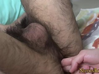 Asian,gay Asian twink fucks...