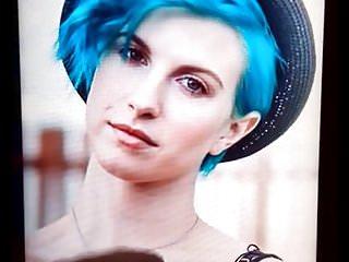 Cum Tribute (Gay);HD Videos Hayley Williams...