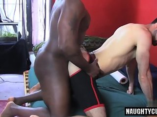 Anal,Ebony,Interracial,muscle,analsex,gay Hot wolf anal...