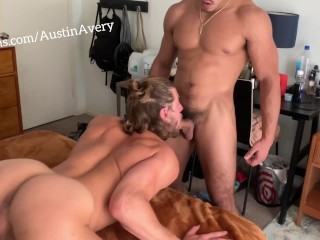 gay;gay-porn;muscle;creampie;anal;anal-creampie;boys-fucking;bottom;vocal-male;moaning;hot-gays;onlyfans;onlyfans-leaks;gay-onlyfans;latin,Bareback;Latino;Muscle;Pornstar;Gay;Creampie;Amateur;Jock;POV,Austin Avery Austin Avery...