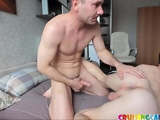 Anal,Big Cock,webcam,Rimming,Twinks,Blowjob,Bareback,daddy,daddies,dad,dad and son,daddy son,Daddy and Son,gay,HD 69 ideal for...