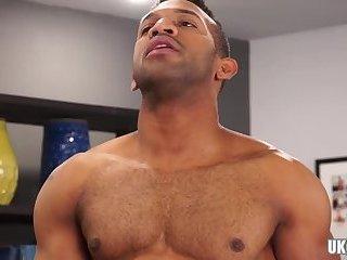 Big Cock,Ebony,Interracial,Blowjob,gay,muscle, flip flop Muscle gay flip...