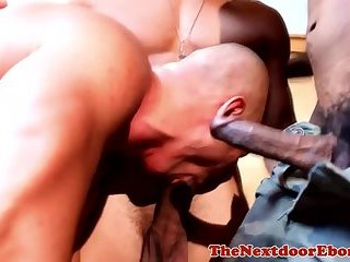 Anal,Cumshot,Amateur,Ebony,Interracial,group sex,fuck,studs,muscled,gay Black muscle...
