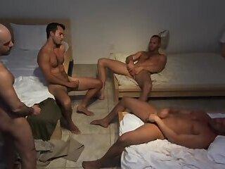 Big Cock,Gangbang,muscle,outdoor,deep throat,gay orgy,yankee,anal invasion,Snoopy928,gay Mojave Run