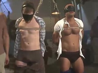 Domination,bdsm,bound,gay boundgods army play