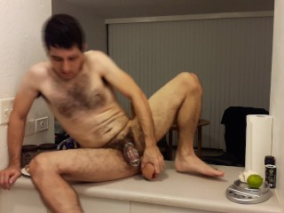 latin;gay;kitchen;dildo;anal;fuck;chastity;face;verbal;hairy,Latino;Fetish;Solo Male;Gay;Hunks;Amateur;Verified Amateurs Making a Sandwich