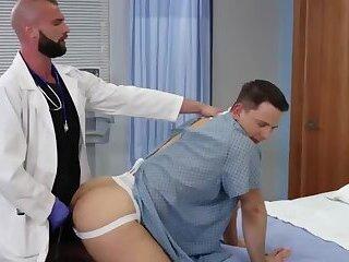 Anal,Cumshot,Big Cock,Bears,Domination,Hunks,Medical,Rimming,Tattoo,Blowjob,Bareback,studs, old vs young,gay,Drew Sebastian The Doctor is...