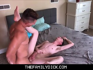 Anal,Big Cock,Hunks,Rimming,Twinks,Blowjob,Bareback,daddy,stepdad,step dad,stepson,dad and son,step son,gay,HD Young Skinny...