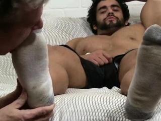 Fetish (Gay),Fisting (Gay),Gays (Gay),Men (Gay) Twink dirty feet...