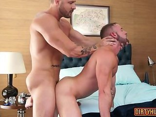 Anal,Hunks,muscle,wolf, flip flop,gay Muscle wolf flip...