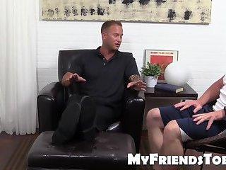 feet,fetish,gays,softcore,foot fetish,worship,fetish sex,gay Dev loves to...