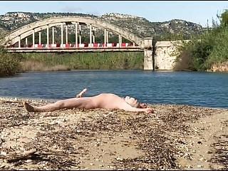 Beach (Gay);Big Cock (Gay);Outdoor (Gay);HD Videos Caught at the veach