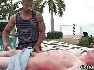 gay Great outdoor...