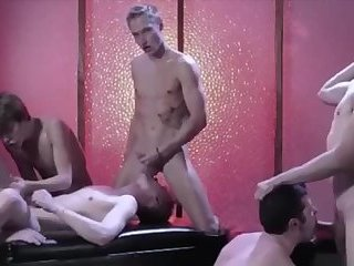 Twink orgy oral anal,gay Twink orgy